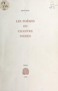 René Nelli - Poèmes du chanvre indien.