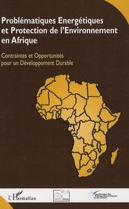 Problématiques énergétiques et protection de lenvironnement en Afrique - Contraintes et opportunités pour un développement durable.pdf