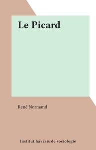 René Normand - Le Picard.