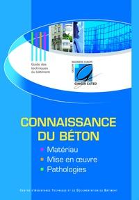René Osta - Connaissance du béton - Matériau, mise en oeuvre, pathologies.