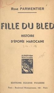 René Parmentier - Fille du bled.