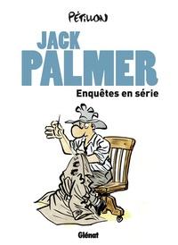 René Pétillon - Jack Palmer  : Enquêtes en série.