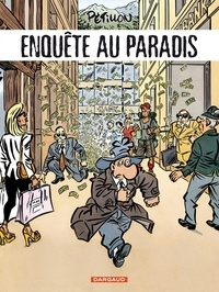René Pétillon - Jack Palmer Tome 14 : Enquête au paradis.