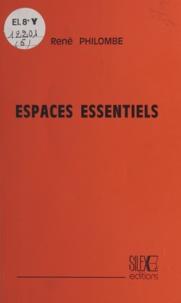 René Philombe - Espaces essentiels.
