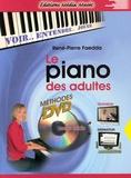 René-Pierre Faedda - Le Piano des Adultes. 1 DVD