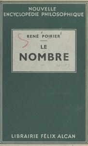 René POIRIER et Emile Bréhier - Le nombre.