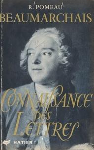 René Pomeau - Beaumarchais.