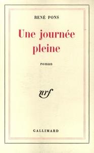 René Pons - Une journée pleine.