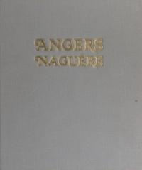 René Rabault - Angers naguère, 1850-1938.