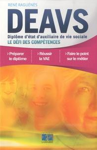 Deedr.fr DEAVS Diplôme d'état d'auxiliaire de vie sociale - Le défi des compétences Image