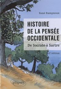 René Rampnoux - Histoire de la pensée occidentale - De Socrate à Sartre.