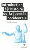 René Rampnoux - Introduction à l'histoire de la pensée occidentale.