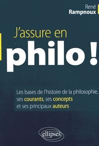 René Rampnoux - J'assure en philo !.