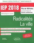 René Rampnoux - Radicalités - La ville - Concours commun d'entrée en 1re année d'IEP/Sciences Po.