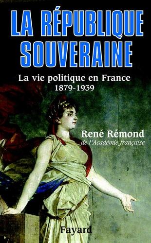 La République souveraine - Format ePub - 9782213648408 - 10,99 €