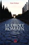 René Robaye - Le droit romain.