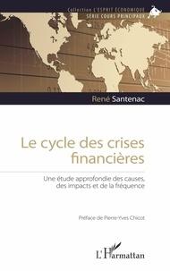 René Santenac - Le cycle des crises financières - Une étude approfondie des causes, des impacts et de la fréquence.