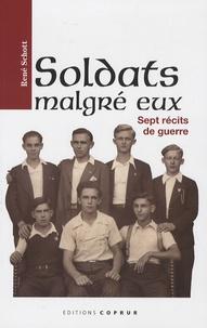 Galabria.be Soldats malgré eux - Sept récits de guerre Image