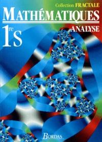 René Seroux et Guy Bontemps - Mathématiques, 1re S et E - Analyse, programme 1991....