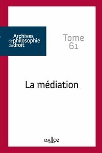 René Sève - La médiation.