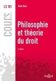 René Sève - Philosophie et théorie du droit.