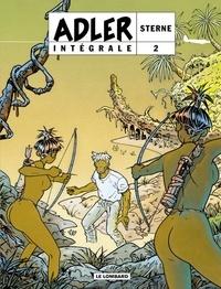René Sterne - Adler L'intégrale 2 : L'île perdue ; La jungle rouge ; Les maudits ; La force ; Le goulag.
