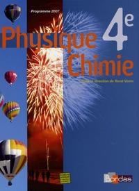 Alixetmika.fr Physique Chimie 4e - Programme 2007 Image