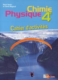 Deedr.fr Physique chimie 4e - Cahier d'activités Image