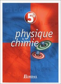 René Vento et Daniel Léger - Physique chimie 5e.