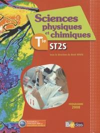 René Vento - Sciences physiques et chimiques Tle ST2S.
