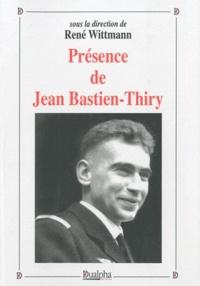 René Wittmann - Présence de Jean Bastien-Thiry.