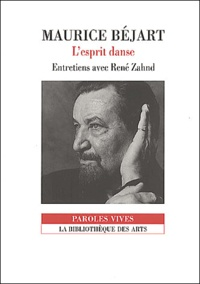 René Zahnd et Maurice Béjart - .