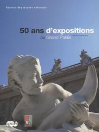 Renée Grimaud - 50 ans d'expositions au Grand Palais.