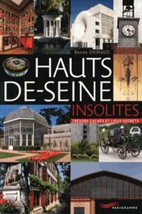 Renée Grimaud - Hauts-de-Seine insolites - Trésors cachés et lieux secrets.