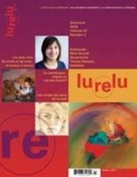 Renée Leblanc et Daniel Sernine - Lurelu  : Lurelu. Vol. 41 No. 2, Automne 2018.