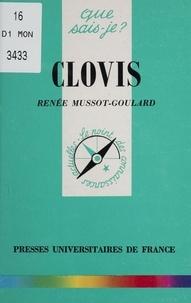 Renée Mussot-Goulard - Clovis.