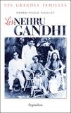 Renée-Paule Guillot - Les Nehru-Gandhi.