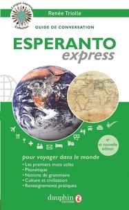 Renée Triolle - Esperanto express - Guide de conversation.