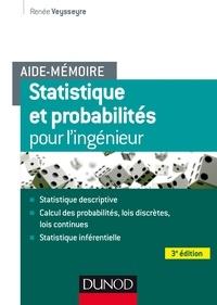 Galabria.be Statistique et probabilités pour les ingénieurs Image