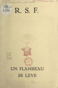 Rénovation Spirituelle Françai - Un flambeau se lève.