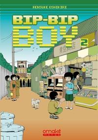 Rensuke Oshikiri - Bip-bip boy Tome 2 : .