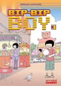 Rensuke Oshikiri - Bip-bip boy Tome 3 : .