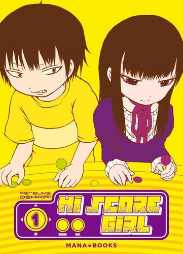 Rensuke Oshikiri - Hi Score Girl Tome 1 : .