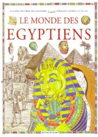 Le monde des Egyptiens.pdf