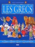 Renzo Barsotti - Le monde des Grecs - Les origines, l'histoire, les arts, la vie quotidienne.