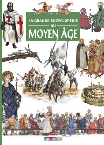 Renzo Rossi - La grande encyclopédie du Moyen Age.