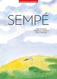 Reporters sans frontières et  Sempé - 100 dessins de Jean-Jacques Sempé pour la liberté de la presse.