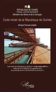 Histoiresdenlire.be Code minier de la République de Guinée Image