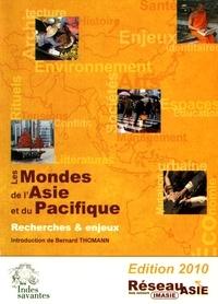Réseau Asie - Les Mondes de l'Asie et du Pacifique - Recherches et enjeux.