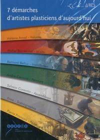 Myriam Comet-Stapert et Catherine Lemonnier - 7 démarches de plasticiens d'aujourdh'ui - DVD.